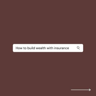 I had an eye opening conversation the other day that brought me to this revelation.   If you're serious about wealth creation like I am, this is for you.  Life insurance can be your families ticket to a brighter future. Incorporate this investment strategy into your budget and rest easy knowing that anyone depending on will be ok.   Navigating wealth creation/ money management can be difficult so I like to share as much as I can.  For the full blog post on how it works, the link is in my bio.